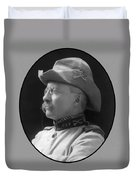 Colonel Roosevelt Duvet Cover by War Is Hell Store