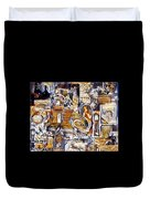 Colonial Heritage - Panel 1 Duvet Cover
