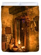 Colonial Kitchen Evening Duvet Cover