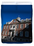 Colony House Newport Rhode Island Duvet Cover