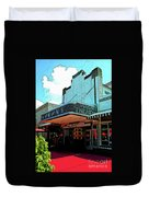 Colony Theatre Duvet Cover
