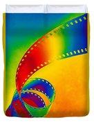 Color 35mm Strip Duvet Cover