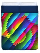 Color Blast Duvet Cover