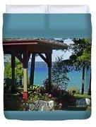 Color Combination Flowers Cc81 Duvet Cover