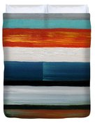 Color Decoded Duvet Cover