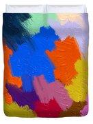 Color Festival Duvet Cover