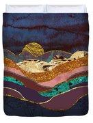 Color Fields Duvet Cover