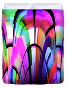 Color Gates Duvet Cover
