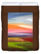 Color Harmony Duvet Cover