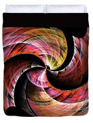 Color In Motion Duvet Cover