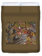 Color In The Dunes Duvet Cover