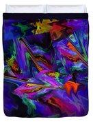 Color Journey Duvet Cover
