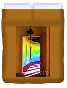 Color Light Duvet Cover