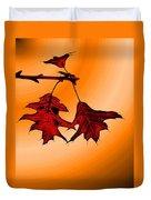 Color Me Autumn 3 Duvet Cover