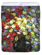 Color Me Happy Duvet Cover