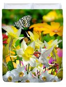 Color Of Nature Duvet Cover