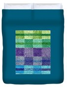 Color Of Water Duvet Cover