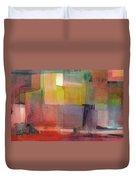 Color Patches Duvet Cover