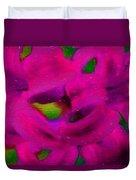 Color Schemes Duvet Cover