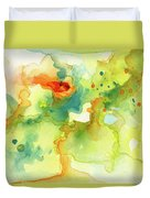 Color Spot 016 Duvet Cover