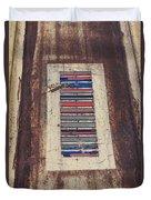 Color Strip Duvet Cover