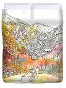 Colorado 01 Duvet Cover