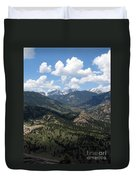 Colorado Duvet Cover
