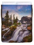Colorado Cascading Waters Duvet Cover