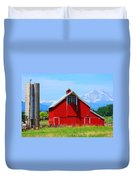 Colorado Country Fine Art Print Duvet Cover