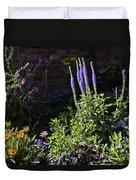 Colorado Flowers Duvet Cover