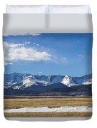 Colorado Glory Duvet Cover
