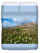Colorado Late Summer Splendor Duvet Cover