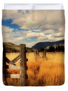 Colorado Meadow Duvet Cover