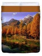 Colorado Nature Duvet Cover