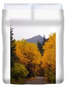 Colorado Road Duvet Cover