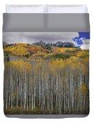 Colorado Splendor Duvet Cover
