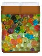 Colored Balls Duvet Cover