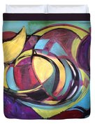 Colored Emotions Duvet Cover