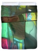 Colored Glass 14 Duvet Cover