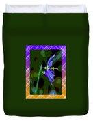 Colored World Duvet Cover
