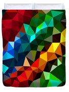 Colorful Abstract Duvet Cover