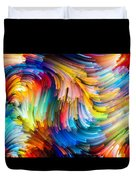 Colorful Beauty Duvet Cover