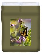 Colorful Butterfly Duvet Cover