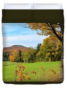 Colorful Cabot Duvet Cover