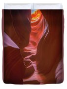 Colorful Canyons Duvet Cover