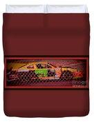 Colorful Car  Duvet Cover