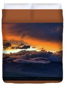 Colorful Culmination Duvet Cover