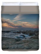 Colorful Evening Sky Duvet Cover