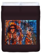 Colorful Expression-5 Duvet Cover