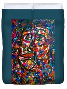 Colorful Expression-7 Duvet Cover